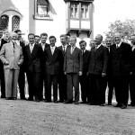 1957,1.Examen i. Falkhaus