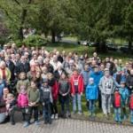 Gruppenbild Hauptkonvent 2019 Haus Hainstein Eisenach